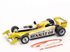 Jean-Pierre Jabouille Renault RS11 #15 Formel 1 1979 1:43 Norev