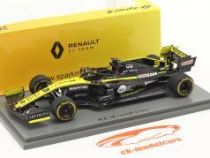 Daniel Ricciardo Renault R.S. 19 #3 Launch Version Formel 1 2019 1:43 Spark