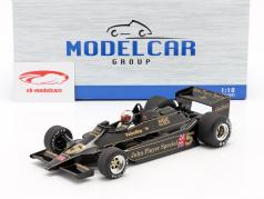Mario Andretti Lotus 79 #5 Campeão mundial Bélgica GP F1 1978 1:18 Model Car Group