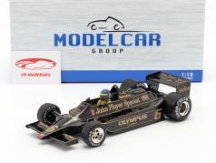 Ronnie Peterson Lotus 79 #6 优胜者 奥地利 GP F1 1978 1:18 Model Car Group