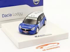 Dacia Lodgy #2 Winner Andros Trophy 2011/2012 Alain Prost 1:43 Eligor