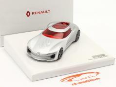 Renault Trezor Concept Car 2016 銀 1:43 Norev