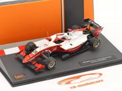 Robert Schwarzman Dallara F3 #28 チャンピオン Circuit Paul Ricard F3 2019 1:43 Ixo