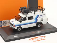 Ford Transit MK II Van 1979 Rallye 支援 Ford Motorsport 1:43 Ixo