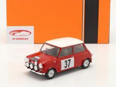 Mini Cooper S RHD #37 RAC Rallye 1965 Källström, Björk 1:18 Ixo