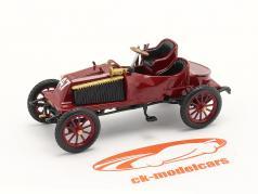 Renault Type K bouwjaar 1902 donker rood 1:43 Norev