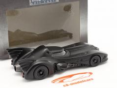 Batmobiel Film Batman (1989) mat zwart 1:43 Jada Toys