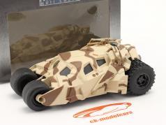 Tumbler Batmobiel Film The Dark Knight (2008) camouflage 1:43 Jada Toys