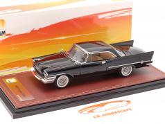 Chrysler 300C Hardtop bouwjaar 1957 zwart 1:43 GLM