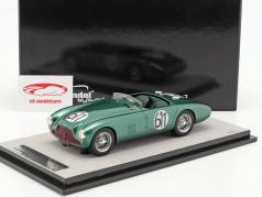 Aston Martin DB3 S #611 第5名 Mille Miglia 1953 Parnell, Klementaski 1:18 Tecnomodel