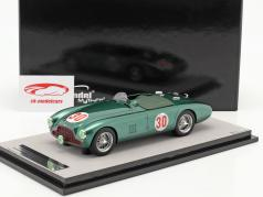 Aston Martin DB3 S #30 第二 12h Sebring 1953 Parnell, Abecassis 1:18 Tecnomodel