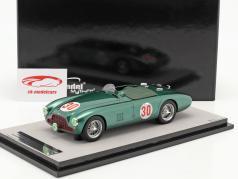 Aston Martin DB3 S #30 2位 12h Sebring 1953 Parnell, Abecassis 1:18 Tecnomodel