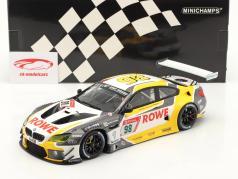 BMW M6 GT3 #98 4. 24h Nürburgring 2020 Rowe Racing 1:18 Minichamps