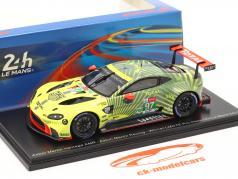 Aston Martin Vantage AMR #97 勝者 LMGTE-Pro 24h LeMans 2020 1:43 Spark