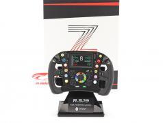 Hülkenberg, Ricciardo Renault R.S.19 формула 1 2019 руль 1:2 Z-Models