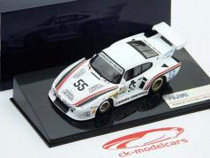 Porsche 935 K3 #55 Le Mans 24h 1981 1:43 Fujimi