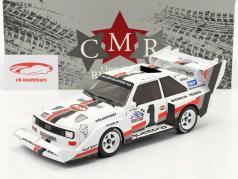 Audi Sport quattro S1 E2 #1 Ganador Pikes Peak 1987 Walter Röhrl 1:18 CMR