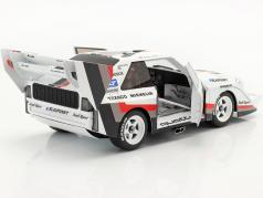 Audi Sport quattro S1 E2 #1 Победитель Pikes Peak 1987 Walter Röhrl 1:18 CMR