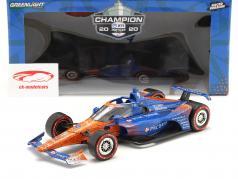 Scott Dixon Chip Ganassi Racing #9 IndyCar Series 2020 チャンピオン 1:18 Greenlight