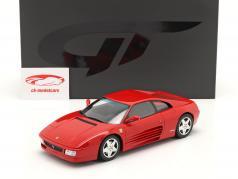 Ferrari 348 GTB 建设年份 1993 红色的 1:18 GT-SPIRIT