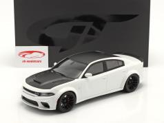 Dodge Charger SRT Hellcar Redeye Ano de construção 2021 Branco 1:18 GT-SPIRIT