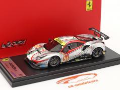 Ferrari 488 GTE Evo #54 24h LeMans 2020 AF Corse 1:43 LookSmart