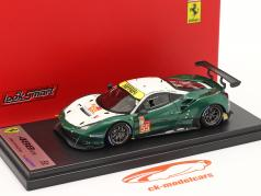 Ferrari 488 GTE Evo #55 24h LeMans 2020 Spirit of Race 1:43 LookSmart