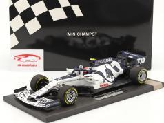 Pierre Gasly AlphaTauri AT01 #10 Vincitore Italia GP F1 2020 1:18 Minichamps