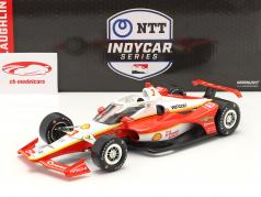 Scott McLaughlin Chevrolet #3 IndyCar Series 2020 1:18 Greenlight