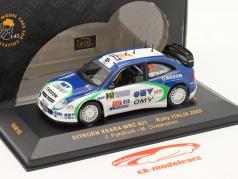Citroen Xsara WRC #21 Rally Italia 2005 1:43 Ixo