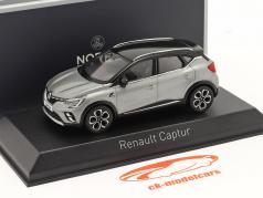 Renault Captur bouwjaar 2020 cassiopee Grijs 1:43 Norev