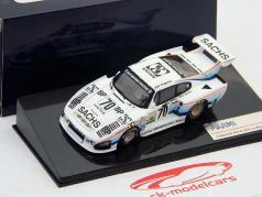 Porsche 935 K3 #70 barbour racing 24h LeMans 1980 1:43 Fujimi