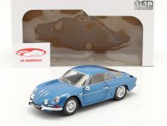 Alpine A110 1600S 建设年份 1969 alpine 蓝色 1:18 Solido