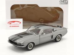 Ford Shelby Mustang GT500 Año de construcción 1969 gris 1:18 Solido
