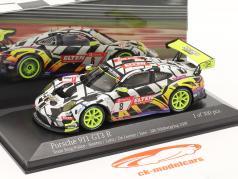 Porsche 911 GT3 R #8 24h Nürburgring 2019 Iron Force 1:43 Minichamps