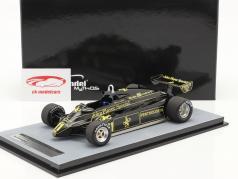 Elio de Angelis Lotus 91 #11 Winnaar Oostenrijkse GP formule 1 1982 1:18 Tecnomodel