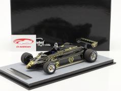 Nigel Mansell Lotus 91 #12 Britanique GP formule 1 1982 1:18 Tecnomodel