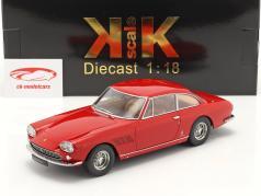 Ferrari 330 GT 2+2 Baujahr 1964年 rot 1:18 KKスケール
