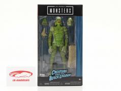 Universal Monsters 6 inch 数字 生物 的 这 黑色的 泻湖 Jada Toys