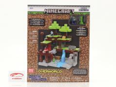 Minecraft Nano Scene Overworld Jada Toys