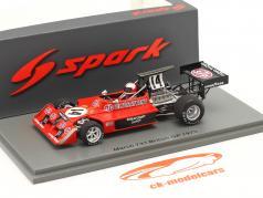 Roger Williamson March 731 #14 Britannico GP formula 1 1973 1:43 Spark