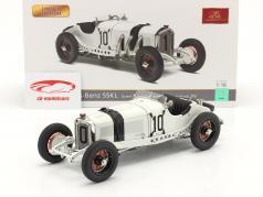 Mercedes-Benz SSKL #10 第六名 德国 GP 1931 Hans Stuck 1:18 CMC