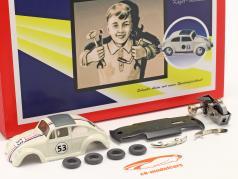 Micro Racer Volkswagen VW 甲虫 #53 キット 1:45 Schuco