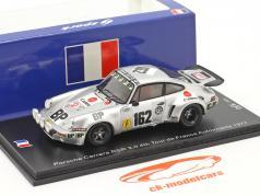 Porsche 911 Carrera RSR #162 4位 Rallye Tour de France Automobile 1977 1:43 Spark
