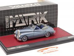 Mercedes-Benz 220 A (W187) Wendler Cabriolet Open Top 1952 青 1:43 Matrix