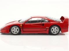 Ferrari F40 Год постройки 1987 красный 1:18 KK-Scale