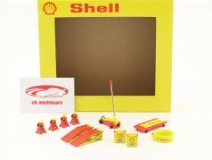 Shop Tool Set #2 Shell Oil 1:18 BPF