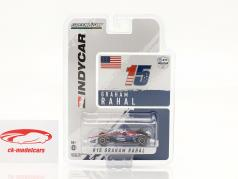 Graham Rahal Honda #15 IndyCar Series 2021 1:64 Greenlight