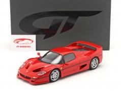 Ferrari F50 建设年份 1995 红色的 1:18 GT-Spirit