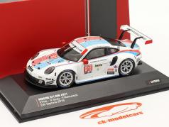 Porsche 911 RSR #911 24h Daytona 2019 Porsche GT Team 1:43 Ixo